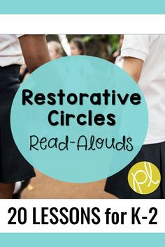Restorative Practice in the Elementary Classroom - Read alouds offer a great kick-off to starting restorative practice in your classroom. There are twenty books chosen with suggestions on how to facilitate a restorative circle with younger children. Books include Jabari Jumps, We're All Wonders, The Invisible Boy and so many more favorites. From Positively Learning #restorativepractice #restorativecircles