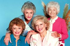 golden girls are always in style.