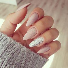 śliczności 😍😍😍 #new #nails #beautiful #nude #nails #autumn #nails #love #them