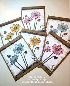 Cardbomb: OSAT Blog Hop: May Flowers