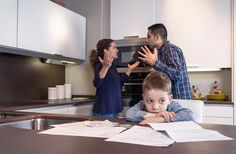 Study found that kids who experience their parents arguing process emotions differently and are more observant when it comes to other people's emotions.