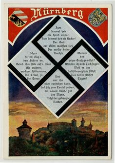 Nazi Germany WW2 Propaganda Posters