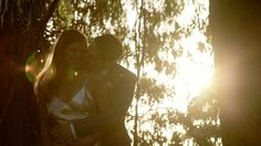 Beautiful couple, amazing scenery and gorgeous golden hour photo shoot. What else do you need for the perfect wedding?