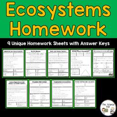 Biome Homework Help with a Science Essay?