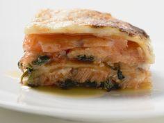 Lachs-Lasagne - smarter - Zeit: 40 Min. | eatsmarter.de