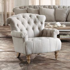 I love this chair for my bedroom or front room!