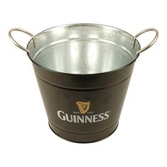 Guinness Ice Bucket with Handles