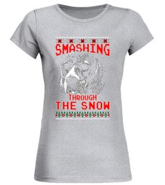 687bfcb65c8 Beagle Smashing Through The Snow Shirt Xmas Gift Beagle T-shirt Beagle,  Sweater Design