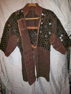 M.A.I.L. :: View topic - Japanese chain garments as armor or kusari gusoku.