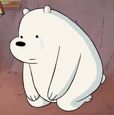 I once had been struggling and had hard time dealing with my brothers. But I stand up to it. Ice Bear We Bare Bears, 3 Bears, Cute Bears, We Bare Bears Wallpapers, Cute Wallpapers, Bear Wallpaper, Cartoon Wallpaper, Cute Funny Pics, Cartoon Pics