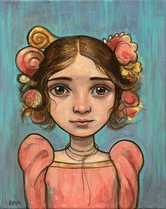 """""""The Little Lady"""" par Kelly Vivanco"""