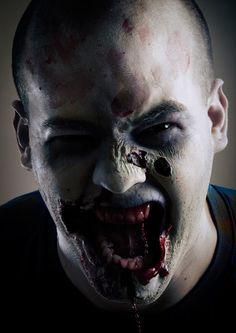 Healthy zombie ;)