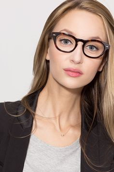 7b70d6d10b Genesis Tortoise Acetate Eyeglasses from EyeBuyDirect. Discover exceptional  style