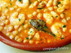 Así es. Esta vez la receta no es mía sino de mi querida suegra, Isabel. Una comidita deliciosa que se está comiendo mucho por Cádiz. ...