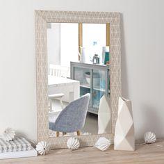 Specchio in metallo d 92 cm vintage bloom 79 maison du - Miroir hublot maison du monde ...