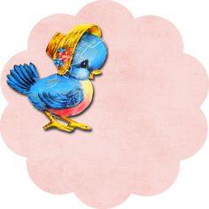 Bluebird Tag