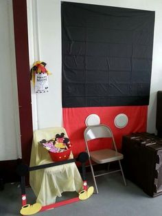 Cheap and easy backdrop
