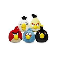 Angry Birds has an online store. How has my mom not found this yet?!