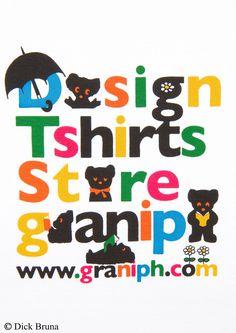 ディック ブルーナ 007 Black Bear, Kids Rugs, T Shirt, Design, Supreme T Shirt, Tee Shirt, American Black Bear, Kid Friendly Rugs