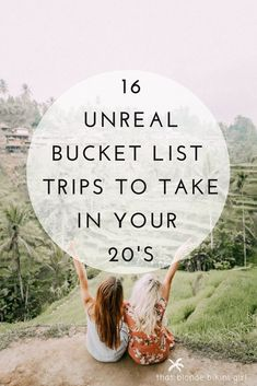 bucket list ideas Where will your next adventure be The ultimate guide to the best trips to take in your youth. Bali,Australia or backpacking through Europe. Theres one for you, I can promise you that. Bucket list trips to take in your Dont miss out! Solo Travel, Travel Usa, Time Travel, Tahiti, Best Places To Travel, Places To Go, Best Places In Europe, Bucket List Destinations, Spring Break Destinations