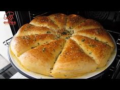 REȚETĂ EXTREM DE RAPIDĂ ȘI UȘOARĂ! PÂINE DE BUMBAC! AȘA DELICIOS - YouTube Breakfast Dishes, Breakfast Recipes, Dessert Recipes, Bread Bun, Easy Bread, Bread Machine Recipes, Bread Recipes, Baking Science, Pan Relleno