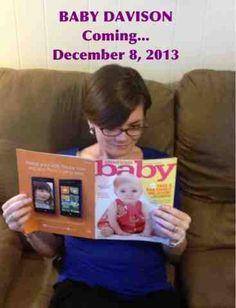 Pregnancy Announcement   itsakatiebugslife