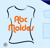 ABC Moldes - Produtos Fashion, Jacket With Hoodie, Patterned Dress, Sewing Projects, Nursing Uniforms, Moda, Fasion, Trendy Fashion