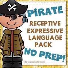 NO PREP Pirate Speec