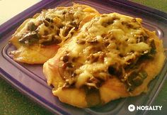 Magyaróvári csirkemell Cheesesteak, No Cook Meals, Meat Recipes, Poultry, Macaroni And Cheese, Food And Drink, Chicken, Drinks, Cooking
