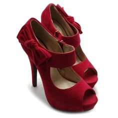 Ollio-Womens-Shoe-Platform-Open-Toe-High-Heel-Ribbon-Accent-Multi-Color-Pump-7-Red-0-1