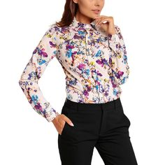 Karen Shirt | Flowers by Karen on Brands Exclusive