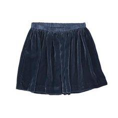 Neige Fall/Winter 13: eliza velvet skirt