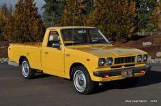 1974 Toyota Hilux Pick-Up