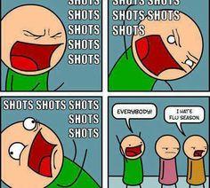 Its that time...flu season