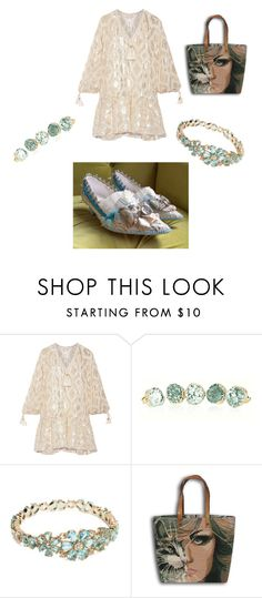 """Untitled #122"" by amory-eyre ❤ liked on Polyvore featuring Rachel Zoe, Kate Spade and Sephora Collection"