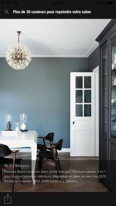 Séjour Contemporain Taupe Gris Blanc Noir Intérieur Par Just - Deco salon noir gris blanc