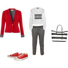 Red& grey!...