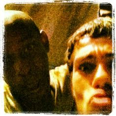 """""""Go see the INTERNSHIP with the #King Dylan O'Brien out tonight!!!"""" via Aml Ameen"""