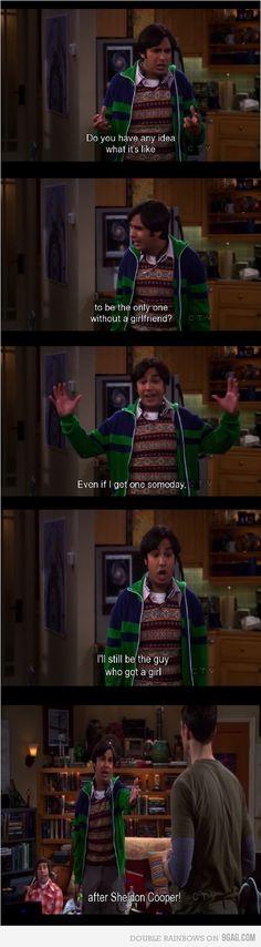 Poor Raj!