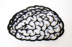Brain Board Cork Bulletin Boards, Human Body Parts, Mole, Photo Ideas, Brain, Art Ideas, Tattoo, Marketing, Digital