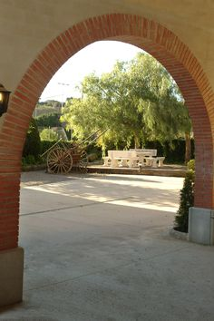 Detalls de Cal Jeroni. Casa rural al cor del Penedès.