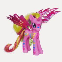 My Little Pony Toys 2014 | Toy Fair 2014: Hasbro My Little Pony Rainbow Power, Rainbow Rocks ...