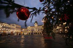 Mary Poppins's House: Trieste e il Natale