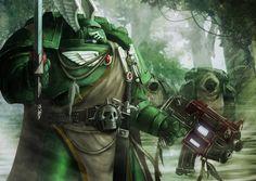 dark_angels imperium jungle slaine69 space_marines