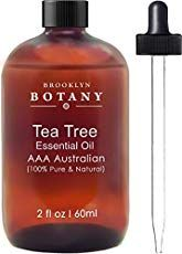 AAA+ AUSTRALIAN TEA TREE: Tea Tree Oil is known for being a natural all-around remedy to help treat various skin conditions such as Acne, Psoriasis or Eczema. Its Antibacterial Properties Soothes your Skin and Clears blemishes without Drying it. This Wond Tea Tree Essential Oil, Essential Oils, Australian Tea Tree, Oils For Dandruff, Best Beard Oil, Tea Tree Oil For Acne, Oil Benefits, Oils For Skin, Acne Scars