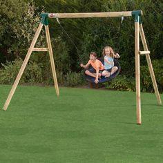 Plum Spider Monkey II Swing Set | Plum Swing Sets