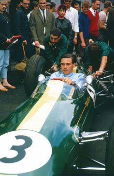 Jim Clark, German Grand Prix 1963