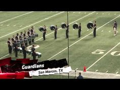 ▶ DrumLine Battle: Lone Star Choppaz vs Guardians - YouTube