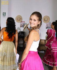 nuestra bella protagonista Macarena Carrillo