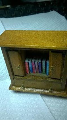 SETS  1 to 18  Miniature books Harry Potter Lundby von minis4you